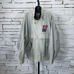 Vintage Lee Nylon Phoenix Suns Dad's Jacket 2188